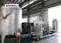2 Year Warantty Carbonated Filling Machine More Than 7000 Processing Syrup Supply