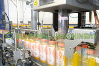 کیفیت خوب Beverage Filling Machine & Industrial Fruit Juice Filling Machine With Rinsing Filling Capping حراج