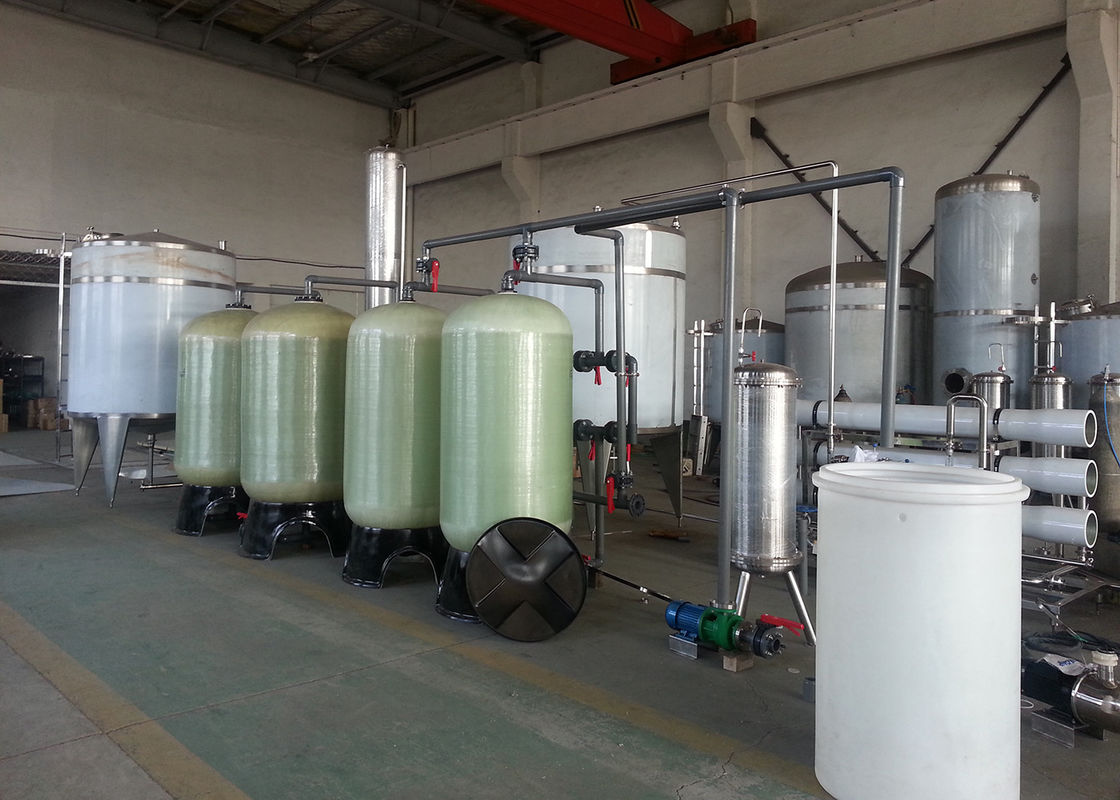 Ultrafiltration Water Treatment Equipments , Water Processing Equipment