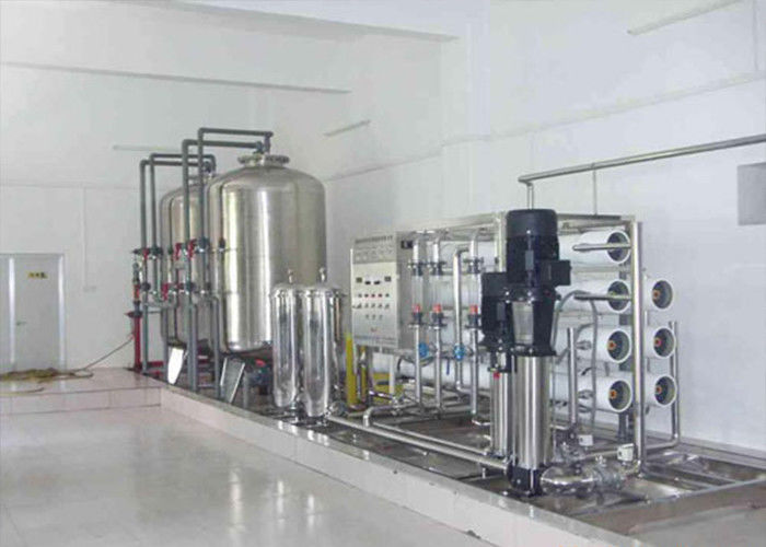 Automatic RO UF Water Treatment Equipments Mineral Drinking Purifier Filter